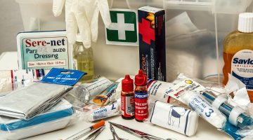 What to pack in your travel medical kit
