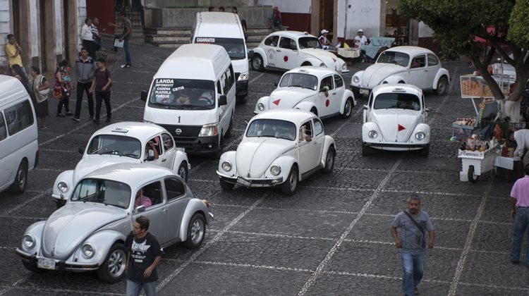 Taxco: City of Silver and Volkswagons